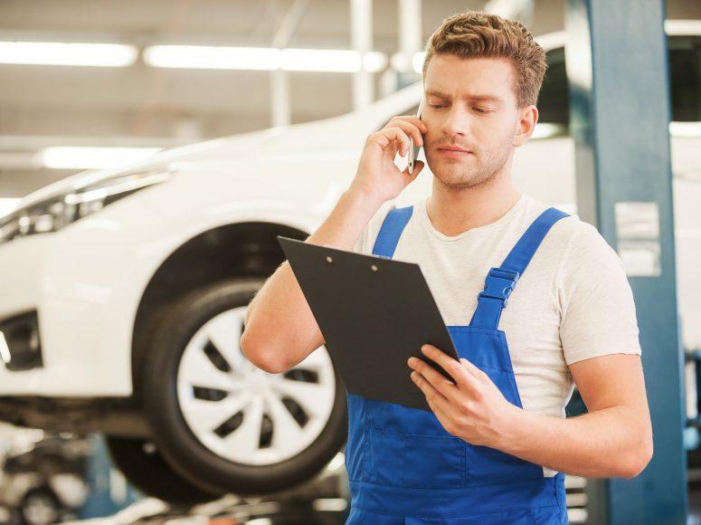 reparatie en onderhoud van Uw auto
