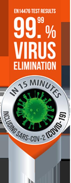 Airco virus vrij